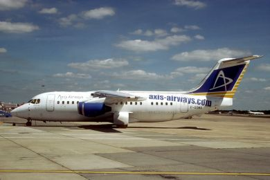Axis Airways , 146 , F-GOMA